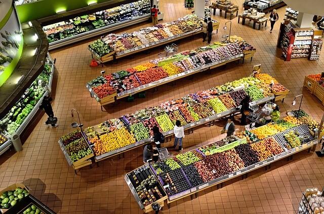 Wygodne zakupy spożywcze online