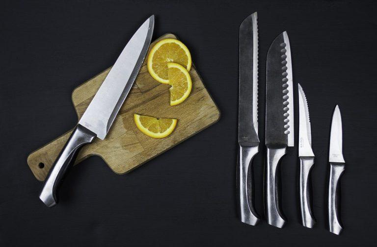Noże w kuchni – jaki do czego? – wiedza w pigułce