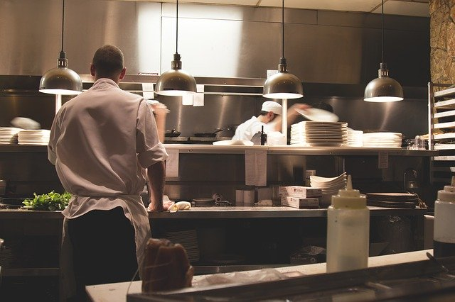 kuchenka gazowa dla gastronomii