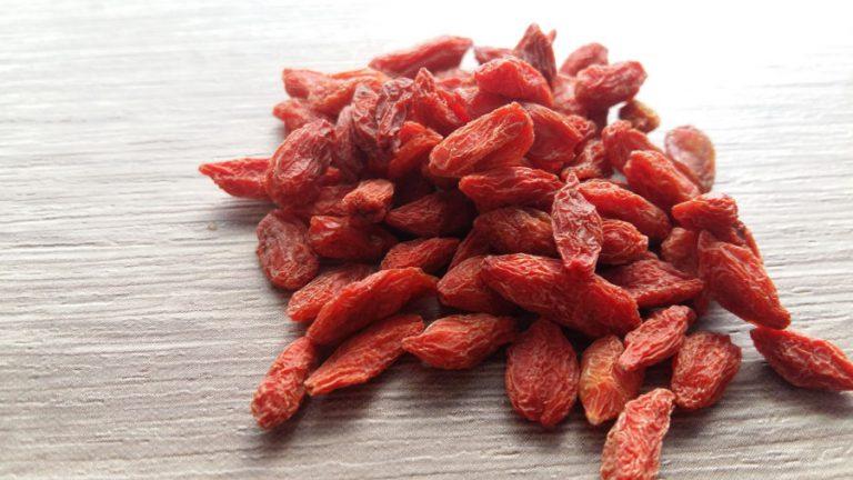 Jagody Goji – dla smaku i dla zdrowia